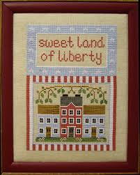 Country Cottage Needlework by Ye Olde Cross Stitchery Shop Models