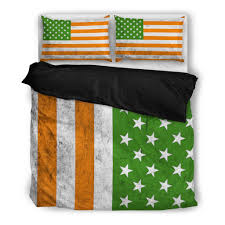 British Flag Bedding Irish Flag Duvet Cover 2 Pillow Cases U2013 Military Gifts Direct