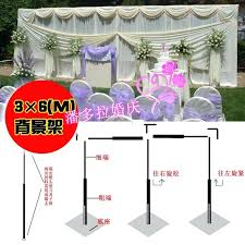 wedding backdrop stand wedding backdrop stand line wedding backdrop stand canada vuse