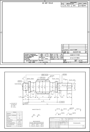 technical drawing floor plan how to read a mechanical engineer drawing quora