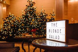 the blonde salad holidays party the blonde salad
