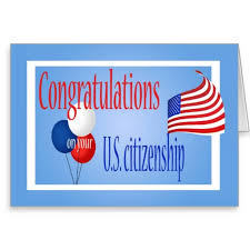 citizenship congratulations card congratulations us citizenship us flag card citizenship flags