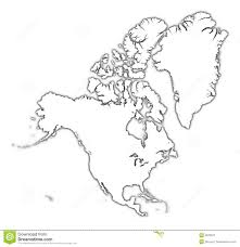 Blank Map United States Printable by North America Outline Map Outline Map Of Central America And