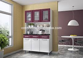 Kitchen Unit Design High Gloss Factory Price Metal Kitchen Unit Kitchen Cabinet Design