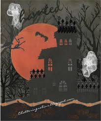 chattering robins haunted house book
