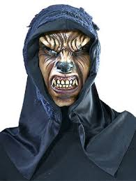 wolf mask scary hooded wolf mask scary masks