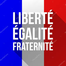vector illustration for national day of france celebrated on 14