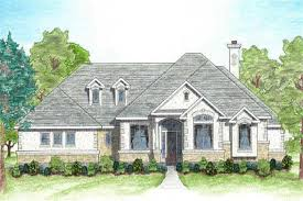 texas country home plan u2013 four bedrooms plan 136 1002