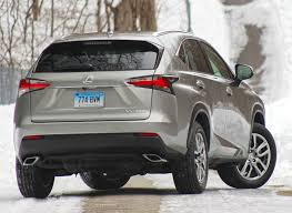 lexus midsize suv 2015 edgy 2015 lexus nx 200t proves agile and downright youthful