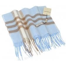 light blue burberry scarf burberry cashmere light blue giant check scarf 52 79 www