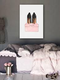 tableau d馗o chambre 1001 idées pour chambre et gris les nouvelles tendances