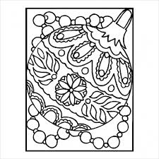 15 free printable christmas coloring pages pdf download