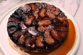t駘駑atin recettes de cuisine tarte tatin recette en vidéo la cuisine de