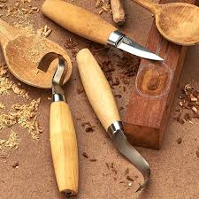 Wood Carving For Beginners Kit by Spoon Carving Tools Garrett Wade