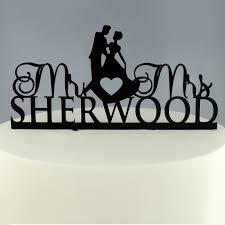 acrylic cake toppers fairy tale acrylic cake topper personalized favors