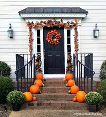 Decorate Your Porch For Fall Holiday Decorating Ideas Home