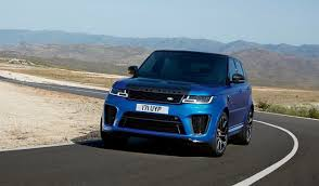 land rover svr 2018 range rover sport svr gets an early reveal the torque report