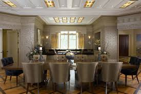 art deco dining chairs dining room eclectic with none