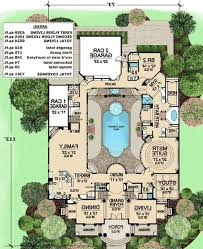 home design perfect spanish style house plans with interior