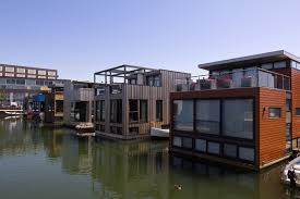 floating houses are the floating houses of the netherlands a solution against the