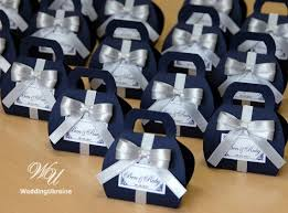 Blue Favors by 783 Best Wedding Favors Boxes Images On Ribbon Bows