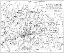 Hiking Maps Yosemite Hiking Map Adriftskateshop