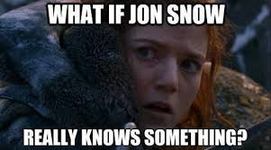 Ygritte Meme - geek universe ygritte live long and geek out geeky subculture