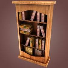 3d Bookshelf Bookcase For James U0027 Man Cave My House Is And I Know It