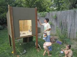 building a chicken coop thewholepeace