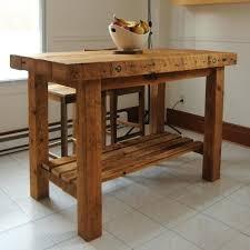 cuisine en bois ilot cuisine bois table ilot central a ilots de cuisine en bois ilot