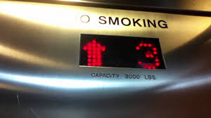 traction elevator at the regal cinemas in times square nyc youtube