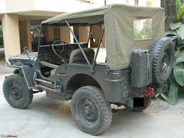 willys jeep ww2 ford world war ii jeep 4x4 in bangy team bhp