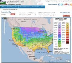 Growing Zone Map 1 26 2012 U2014 Usda Confirms Warm Latitudes Move North U003d New Plants