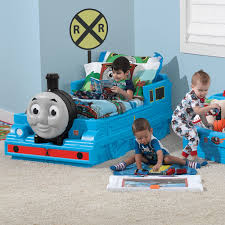 step 2 plastic train table thomas the tank engine bed kids bed step2