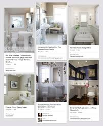 Powder Room Makeovers Photos - great design ideas for powder room makeovers powder room makeover