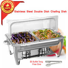 2014 sale hight quality pc flip chafing dish dish