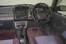 Toyota Rav4 2001 Interior Rav4 World Rav4 History