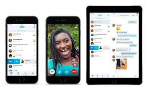 skype android app microsoft s skype redesign sees big improvements in functionality