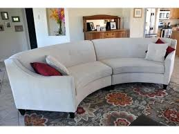 Curved Sofa Sectional Modern Circle Sectional For Sectionals For Ideas Curved Sectional