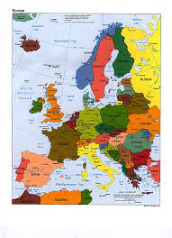 Blank Europe Map Pdf by Free Europe Maps