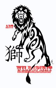100 tribal lion tattoo design free printable tattoos
