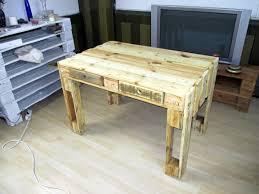 Schreibtisch Selber Bauen Paletten Schreibtisch Sachliche Auf Moderne Deko Ideen Mit Do It