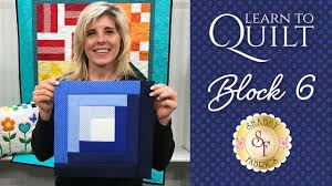 learn to quilt part 7 shabby fabrics youtube