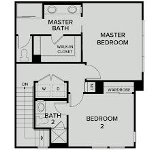 Floor Plan 2d Tapestry Walk Orange County Homes For Sale Floor Plans