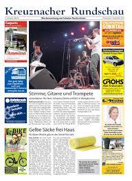 Bad Kreuznach News Kw 44 16 By Kreuznacher Rundschau Issuu