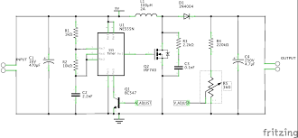 Wiring Diagram Power Supply Also Converter Circuit On Switch Mode Power Supply 555 Timer Boost Converter Doesn U0027t Meet