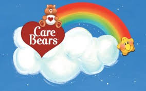 care bears design card prepaid visa card card