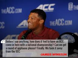 Jameis Winston Memes - jameis winston on winning the national chionship we took it