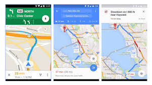 Google Maps Traffic Time Of Day Updated Google Maps Now Has A New U0027drive Mode U0027 With Real Time