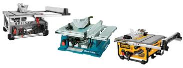 Skil Table Saw The Best Table Saws Apr 2017 Buyer U0027s Guide And Review